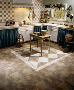 Art-in-Flooring-French-Country-Style-Kitchen-Decorating-Idea1